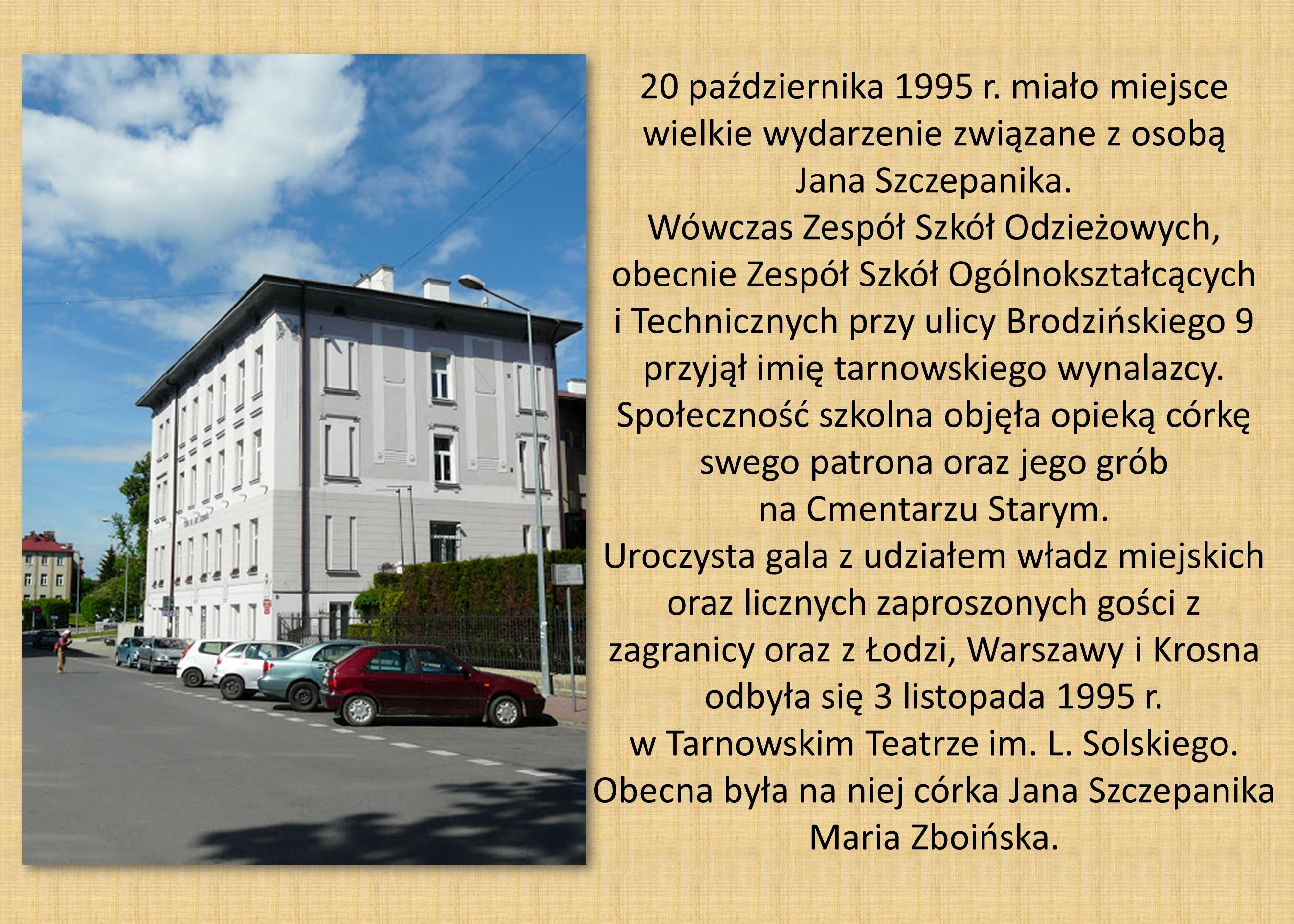 21 - 2.1 LEWO - SZKOŁA SZCZEPANIKA